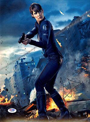 Cobie Smulders Signed 11X14 Photo Marvel Shield The Avengers Psa Dna Autographed