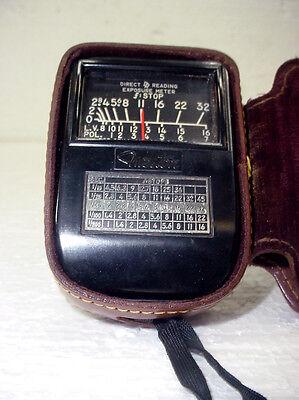 Измерители света Vintage Weston 853 Light