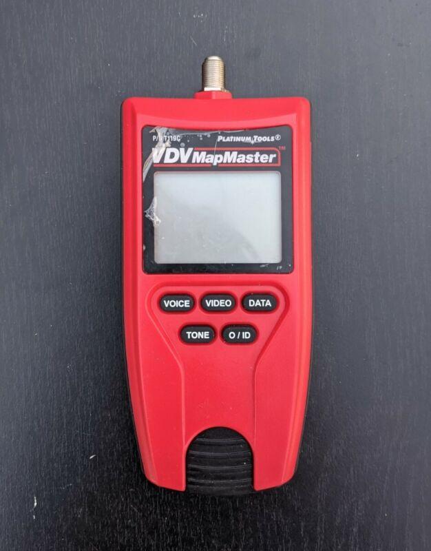 Platinum Tools T119C VDV Map Master