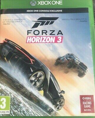 Forza Horizon 3 Xbox One - FREE SAME DAY DISPATCH