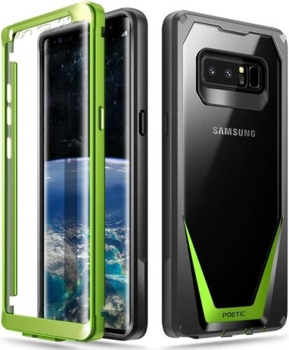 Case For Samsung Galaxy Note 8/Note 9 Poetic【Guardian】360 Degree Protection Case