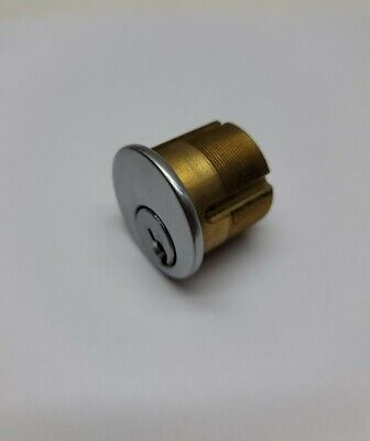 Schlage Style 1 Mortise Cylinder - Sc1 Keyway - Unpinned