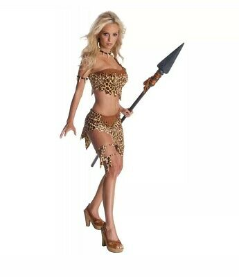 Jungle Woman Costume (Leg Avenue