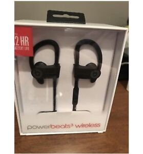 Powerbeats 3 | Wireless | All Black