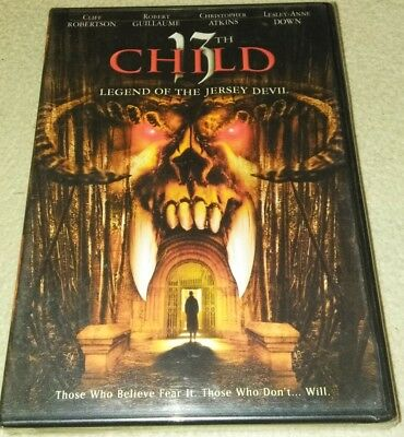 13th Child: Legend of the Jersey Devil (DVD, 2003) *RARE oop *HORROR - 13 Horrors Of Halloween