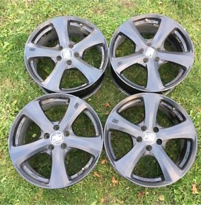 4 mags 5x112 MSW TYPE 19 by OZ Racing