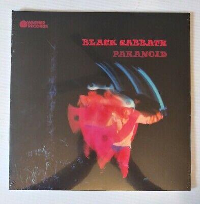 BLACK SABBATH Paranoid NEW vinyl LP gatefold reissue Warner Records Rhino