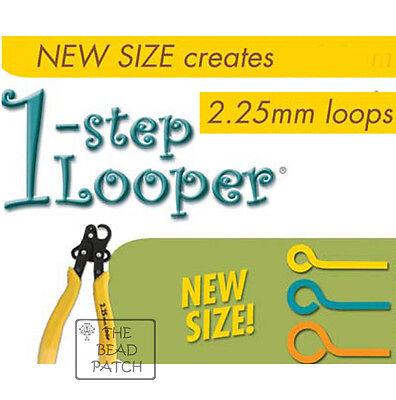 BEADSMITH 1 STEP LOOPER -ONE STEP LOOPER- 2.25 MM Loop - Create & trim eye pins