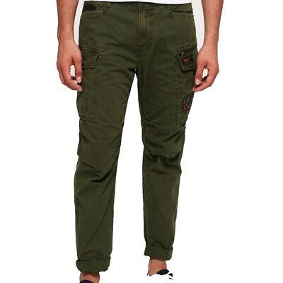 Superdry Cargo Pants Combat Pant Trouser 34W X 32L