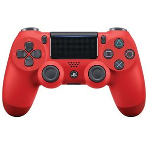 Manette rouge Ps4