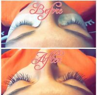 ~ ~ ~ Classic Eyelash Extensions In Private Lash Studio! ~ ~