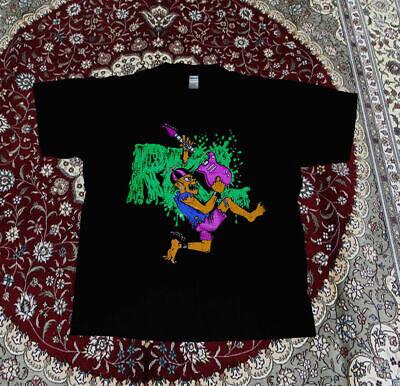 Rare Vintage RKL and rare concert tour, The Best shirt Gildan