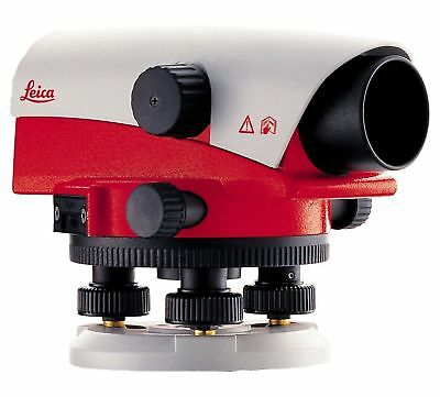 New Leica Na728 28x Automatic Optical Level For Surveying 1 Year Warranty