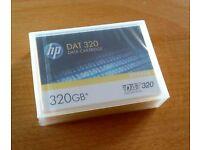 sealed DAT 320 HP Q2032A DAT320 Data Tape Cartridge 320gb Q2032-60000 NEW fac