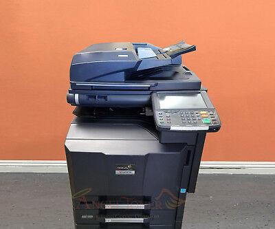 Kyocera Taskalfa 3550ci Color MFP Laser All-in-One Printer Copier Scanner 35 PPM ()