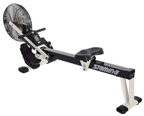 Stamina Air Rower Rowing Machine 35-1413 Cardio Exercise NEW