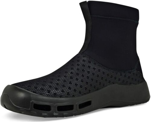 SoftScience - The Fin Mens Fishing Boot Size 12 (MC0065BLK)
