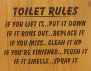 Bathroom-TOILET-RULES-IF-YOU-LIFT-IT-SMELLS-toilet-seat-funny-sticker-sign