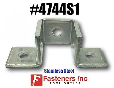 4744s1 P2345 Stainless Steel 5-hole Wing Fitting For Unistrut Channel