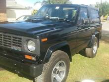 1984 Nissan Patrol Coupe Noarlunga Downs Morphett Vale Area Preview
