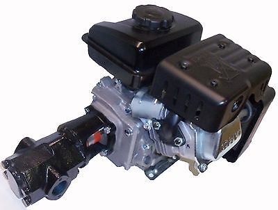 Gas Powered Fuel Transfer Pump For Diesel Motor Oil and WVO by US Filtermaxx