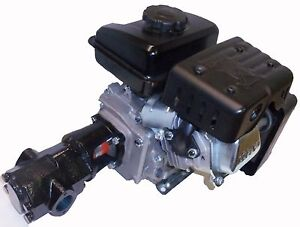 Gas Powered 24 GPM Oil Transfer Pump For Diesel Fuel by US Filtermaxx