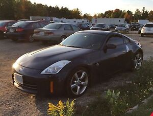 2008 nissan 350z HR engine LOW KM
