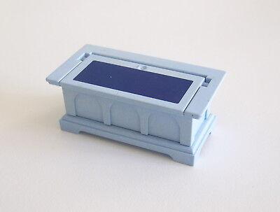 PLAYMOBIL (R2122) MAISON MODERNE - Coffre à Jouets Bleu Chambre des Enfants 5328