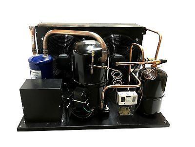 Outdoor Ld Ava2512zxt Condensing Unit 3 Hp Low Temp R404a 220v3ph Usa