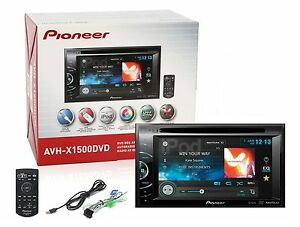 Pioneer-AVH-X1500DVD-6-1-Monitor-DVD-USB-MP3-Car-Stereo-New-AVHX1500DVD