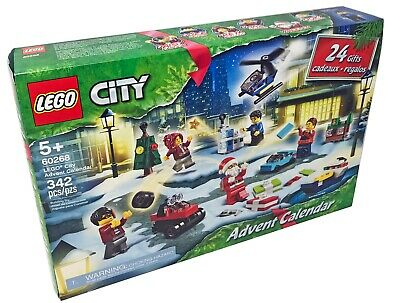 LEGO City Advent Calendar 2020 New in Hand Ready to Ship 60268 24 Gifts