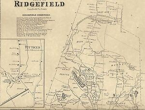 Ridgefield-Georgetown-Titicus-CT-1867-Maps-with-Homeowners-Names-Shown