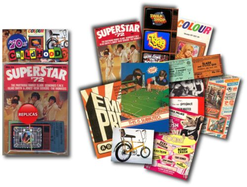 1970s+Childhood+Memorabilia+Pack%2CDementia+Activities+Product
