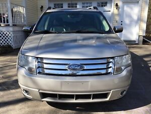 2008 Ford Taurus X Limited AWD - Cuir Leather + toit