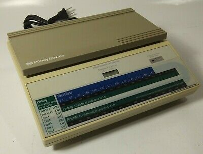 Pitney Bowes B250 2lb Capacity Mail Shipping Postal Scale