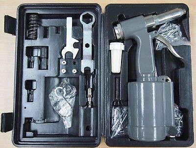 Pneumatic Air Riveter 316 Capacity Pop Rivet Gun Kits