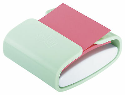 Post-it Pop Up Note Dispenser With Note Pad Mint
