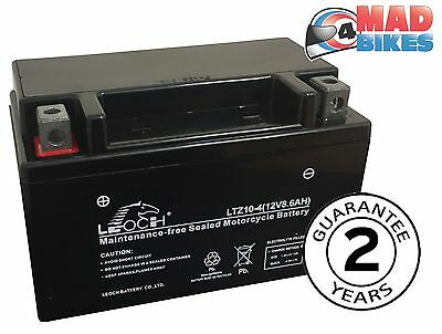 <em>YAMAHA</em> YZF R1 2004 TO 2014  SUPER SEALED AGM MOTORCYCLE BATTERY 2 YEAR