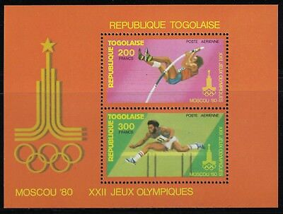 Togo SC C415aWinterOllympics 1980,Moscow MNH for sale  Rockville Centre