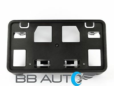 FORD VAN E150 E250 E350 E450 FRONT LICENSE PLATE TAG BRACKET HOLDER FO1068138 for sale  Shipping to Canada
