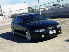 2005 SV6 HOLDEN COMMODORE VZ WITH 1 YEAR REGO + ALLOY WHEELS Reservoir Darebin Area Preview