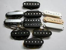 Custom Handwound guitar pickups Strat, Tele and Humbucker Balmoral Brisbane South East Preview