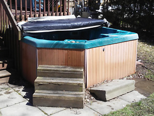 Hot Tub as is, for free