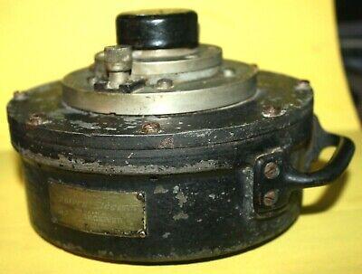 RARE WESTERN ELECTRIC A555 RECEIVER #27440 ~ PERMANENT MAGNET~WORKS~NO RETUR