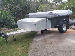 Trackabout Camper Trailer For Sale Narraweena Manly Area Preview