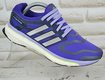 ADIDAS Energy Boost Womens Sport Road Running Shoes Trainers Size 5.5 UK 38.5 EU