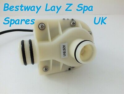 HOT TUB Bestways FULLY Refurbished Water Pump 58113 stainless/shaft  WARRANTED