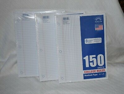 College Ruled Paper   Owner's Guide to Business and