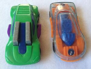 VINTAGE 2 HOT WHEELS DE 1994 CHINA CW