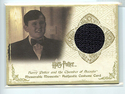 Harry Potter Memorable Moments C3 Costume Card Harry Melling Dudley - Dudley Costumes